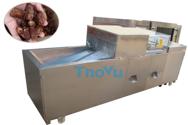 Ajwa Dates Pitting Machine