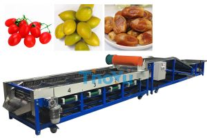 Cherry Tomatoes Grading Machine