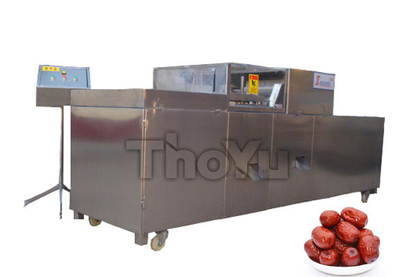 dates pitting machine
